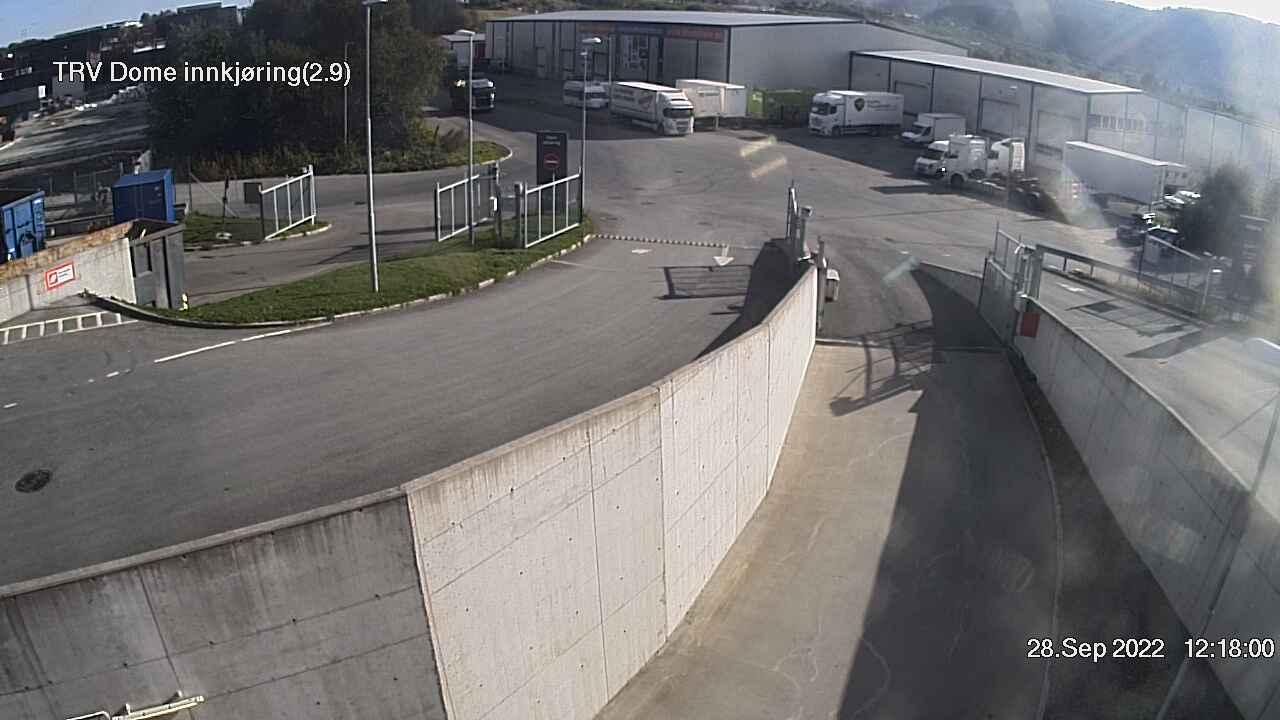 Heggstadmoen akkurat nå - live webcam